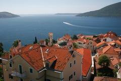 Montenegro, kotor Imagen de archivo libre de regalías