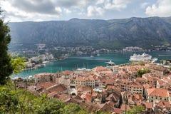 Montenegro. Kotor Imagenes de archivo
