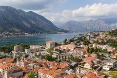 Montenegro. Kotor Fotos de archivo libres de regalías