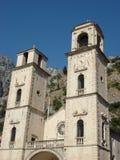 Montenegro. Kotor Imagen de archivo libre de regalías