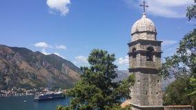 Montenegro Kotor Arkivfoton