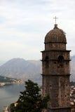Montenegro. Kotor. Kirche Lizenzfreies Stockbild