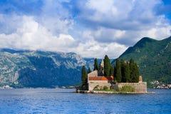 Montenegro landscape Stock Photo