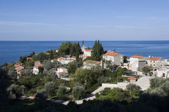 Montenegro landskap Arkivbild