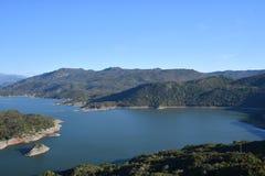 Montenegro Meer Skadar Monte Negro Stock Foto's
