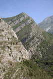 Montenegro mountains Stock Photography