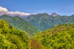 montenegro mountains Royalty Free Stock Photography