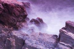 montenegro Na het onweer Stock Foto's