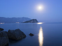 Montenegro night Stock Photo