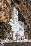 Montenegro, Ostrog Monastery in Summer stock photos