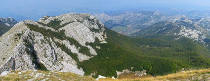 Montenegro panorama Royalty Free Stock Photos