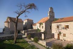 Montenegro. Perast Imágenes de archivo libres de regalías