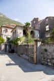 Montenegro. Perast Foto de archivo