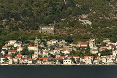 Montenegro, Perast Stock Photos