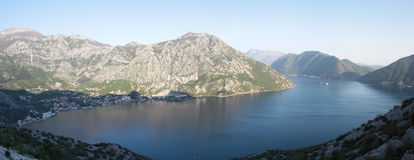 Montenegro scenery Royalty Free Stock Photography