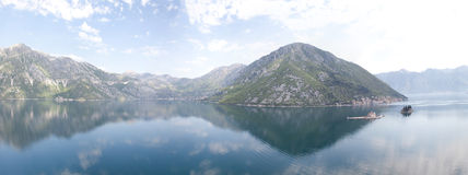 Montenegro scenery Royalty Free Stock Photos