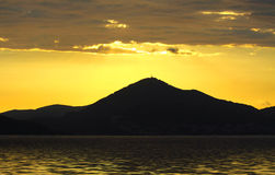 montenegro seacoast Obrazy Stock