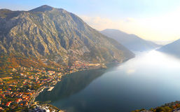 Montenegro seashore Royalty Free Stock Photos