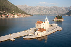 Montenegro seaside Stock Photo