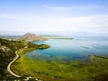 Montenegro, Skadar Lake Stock Image