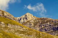 montenegro Sosta nazionale di Durmitor Fotografie Stock