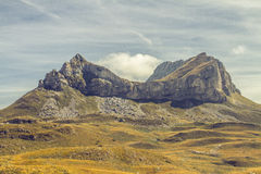 montenegro Sosta nazionale di Durmitor Fotografie Stock Libere da Diritti