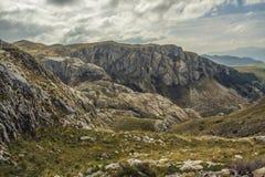 montenegro Sosta nazionale di Durmitor Immagini Stock