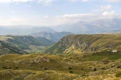 montenegro Sosta nazionale di Durmitor Fotografia Stock Libera da Diritti