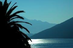 Montenegro sunrise Stock Image