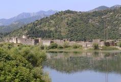 Montenegro Virpazar Zdjęcia Stock