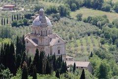 montepulciano Тоскана Стоковые Изображения RF