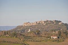Montepulciano Stock Images