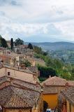 Montepulciano стоковое изображение rf