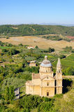 Montepulciano church Royalty Free Stock Image