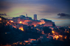 Montepulciano - Italië royalty-vrije stock foto's