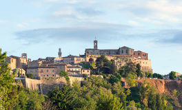 Montepulciano Royalty Free Stock Photography
