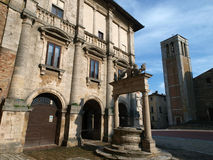 Montepulciano, Royalty Free Stock Image
