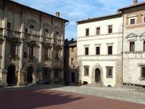 Montepulciano Royalty Free Stock Photo