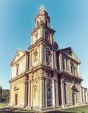 Montepulciano San Biagio church Royalty Free Stock Image