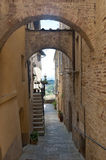 Montepulciano (Siena) Royalty Free Stock Image