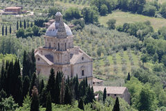 Montepulciano - Tuscany Royalty Free Stock Images