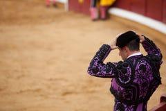Monter lub bullfighter kapelusz Fotografia Stock