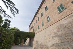 Monterado (Ancona, Marches, Italy) Royalty Free Stock Images