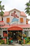 Monterar den havs- restaurangen för RB` s, angenämt, SC Arkivbilder