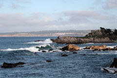 Monterey Bay Royalty Free Stock Photography