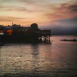 Monterey bay Fotografia Stock