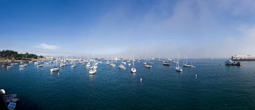 Monterey Bay Royalty Free Stock Images