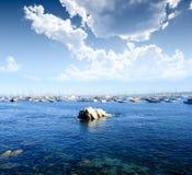 Monterey Bay California Royalty Free Stock Photos