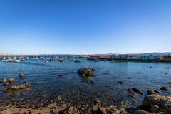 Monterey Bay in Pacific Grove - Monterey, California, USA Stock Images