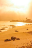 Monterey Bay Sunrise Stock Photos